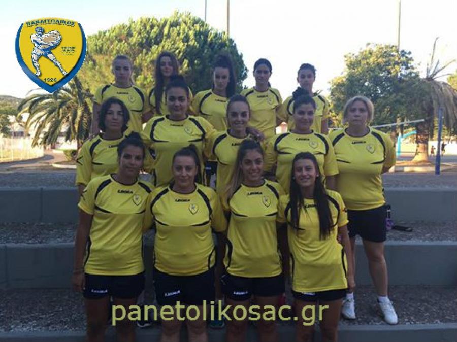 Ξεκίνησε τις προπονήσεις η γυναικεία ομάδα χάντμπολ του Παναιτωλικού
