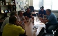 Συνάντηση μελών του Δ.Σ. του ΠΑΝΑΙΤΩΛΙΚΟΣ Γ.Φ.Σ. με τον βουλευτή Αιτωλοκαρνανίας του ΚΚΕ κ.Ν.Μωραϊτη